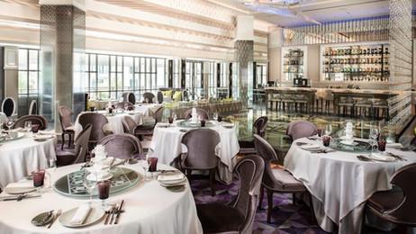Luxury low rise city resort in Thailand