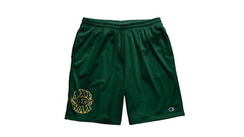 Champion Shorts Forest Green