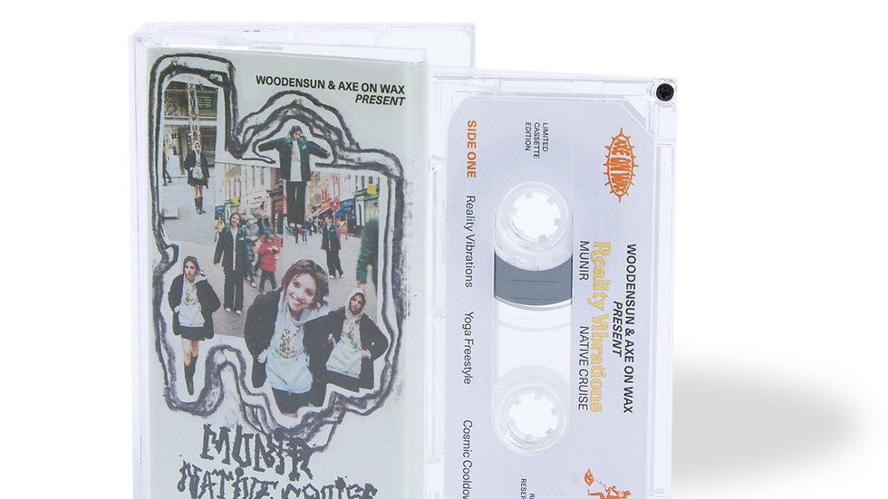 Cassette Tape House Music Mix by Munir
