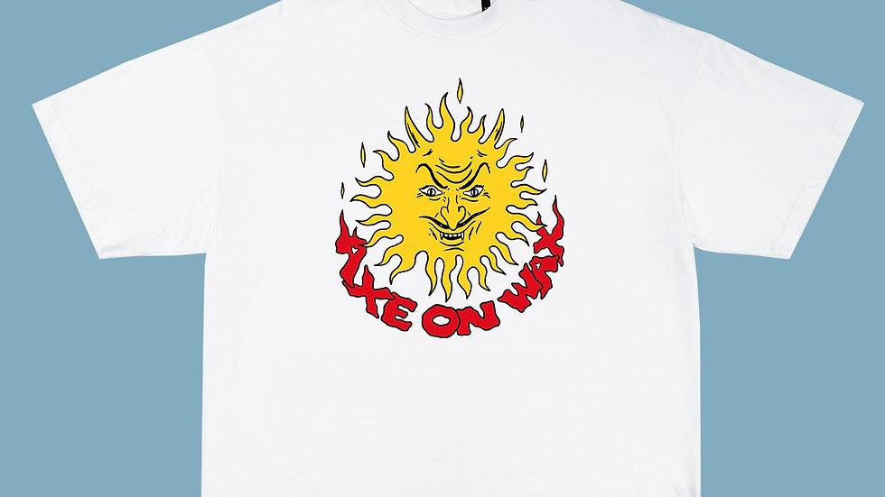 Burning Sun Heavy T-Shirt