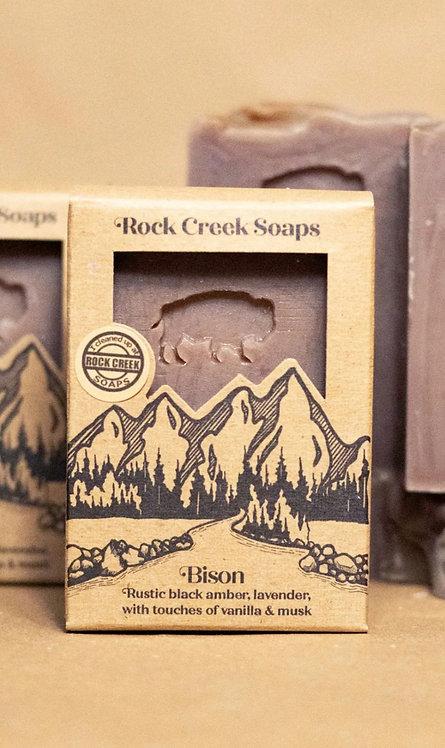 Rock Creek Soaps Vegan Bar Soap