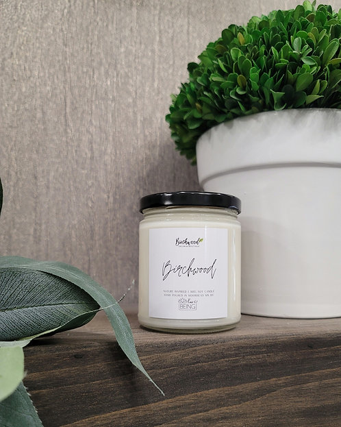 Birchwood Candle