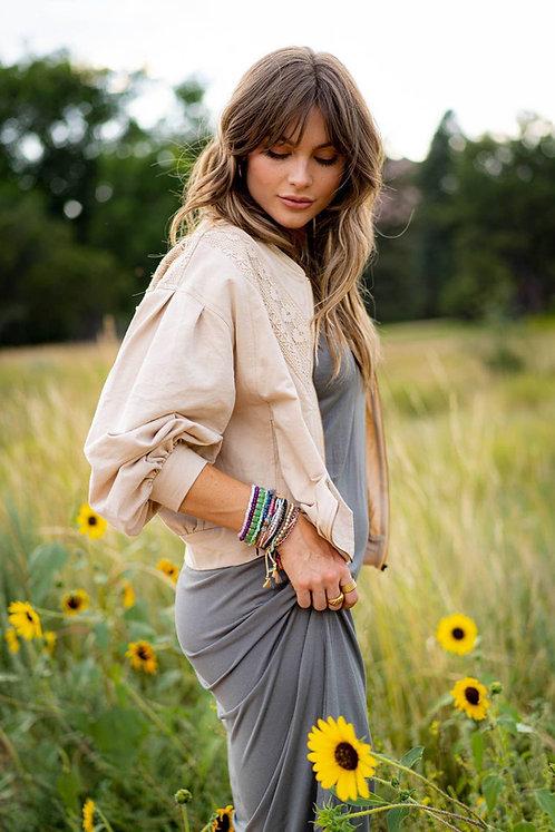Lorelei Crochet Jacket