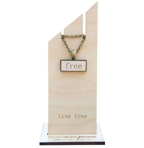 Mini Free Necklace