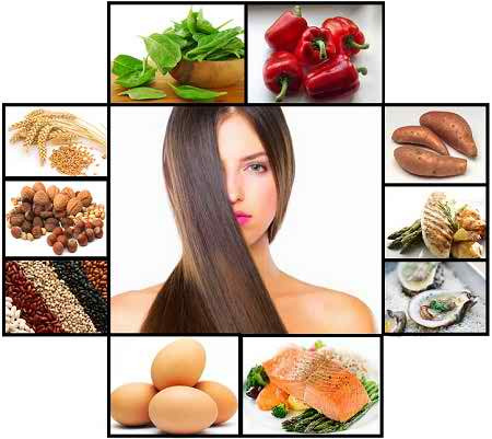 Healthy Hair Starts From Within