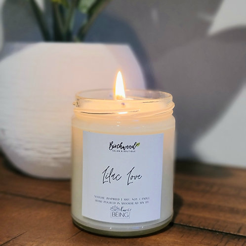 Lilac Love Candle