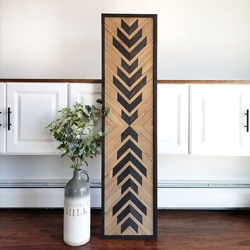 Kell. Wood Mosaic