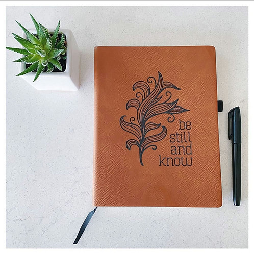 Engraved Journal