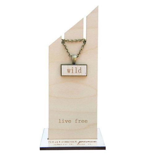 Mini Wild Necklace