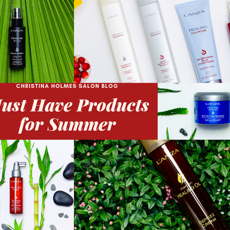 My Must-Have Summer Products