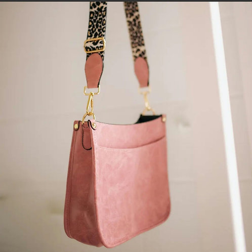 Caitlyn Faux Leather Crossbody Tote