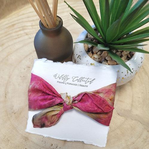 "Mini Hand Dyed Silk 11""×11"""
