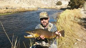 East Walker River Steve Curran Fly Fishing Guide