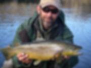 East Walker River Scott Freeman Fly Fishing Guide