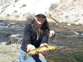 hot creek, fly fishing, walker river
