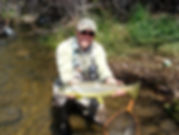 East Walker River Andrew Sears Fly Fishing Guide