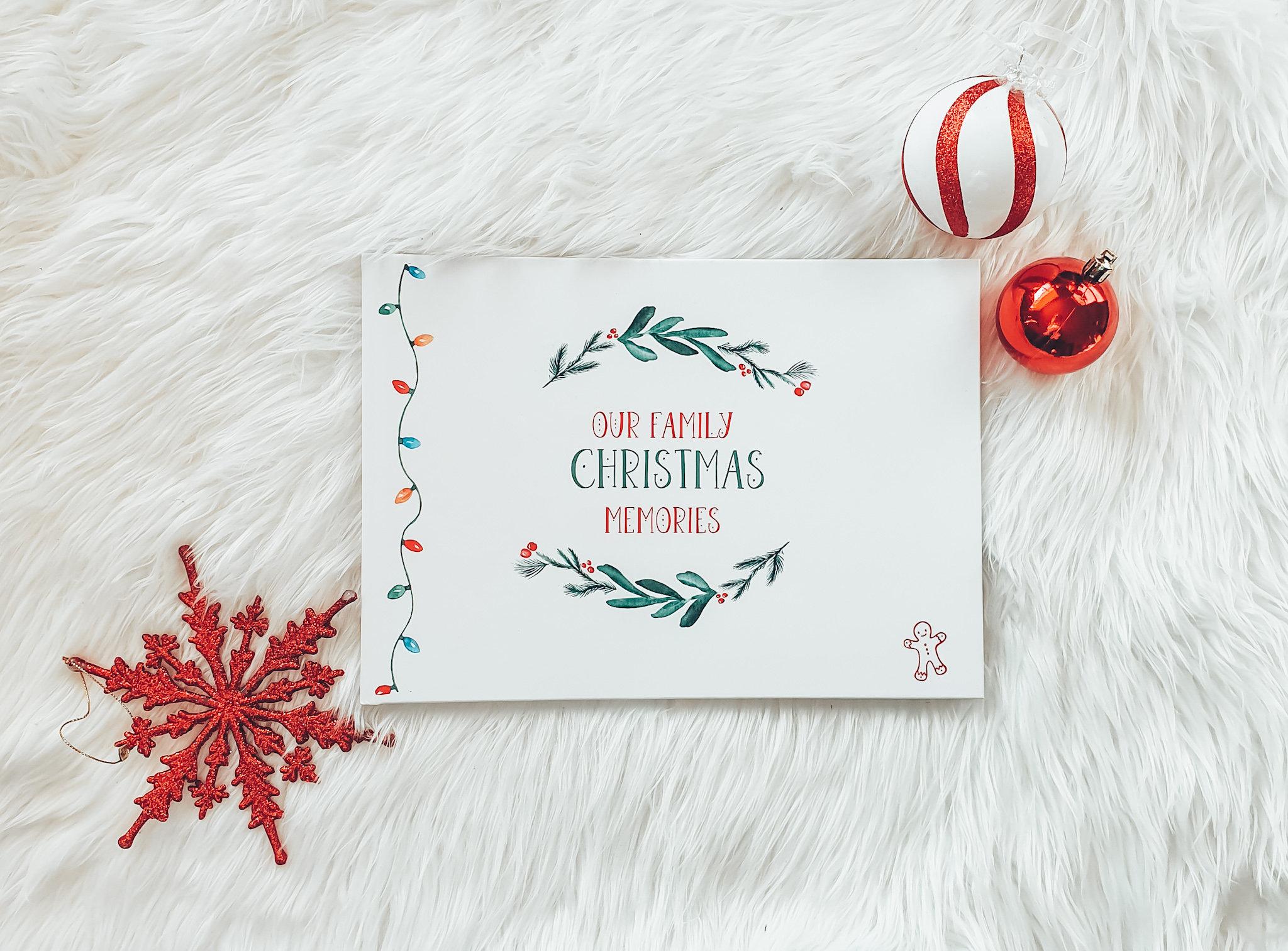 Christmas Memories.Christmas Memory Book Pre Order Nov Delivery Pip Ruby
