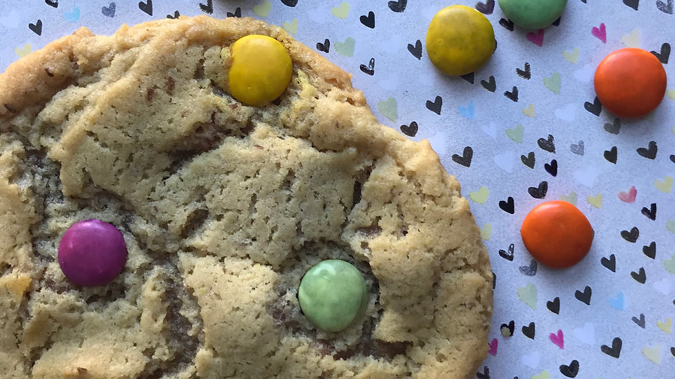 Rainbow Chip Cookie