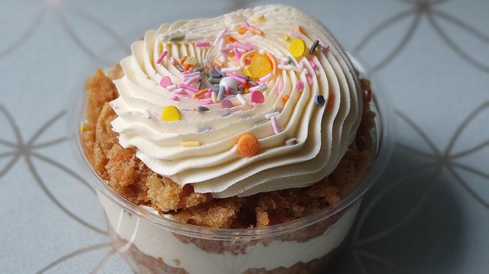 Carrot Cake Pot