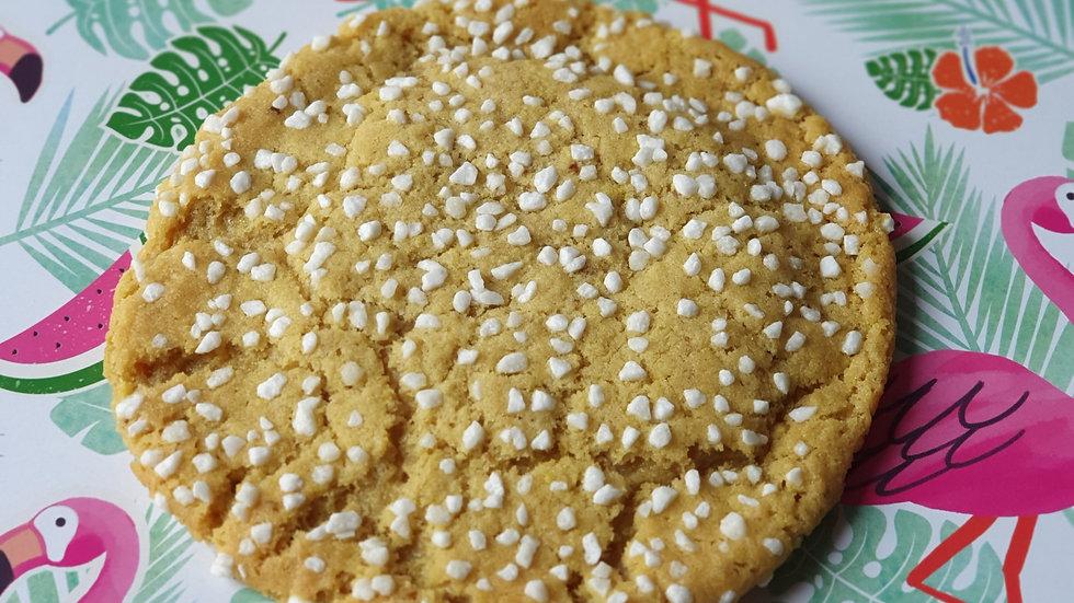 Lemon Crunch Cookie