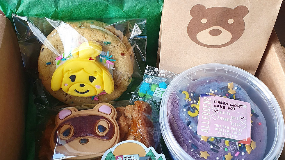Animal Crossing Treat Box (Pre-order)