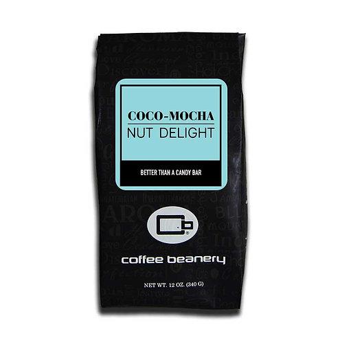 Coco Mocha Nut Delight Flavored Coffee | 12oz