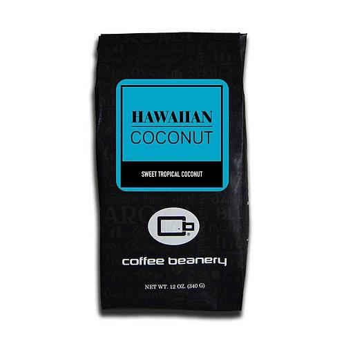 Hawaiian Coconut Flavored Coffee   12oz