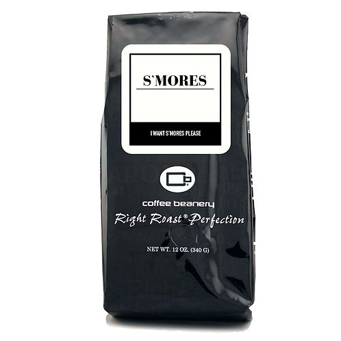 S'mores Flavored Coffee | 12oz
