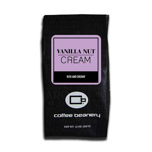 Vanilla Nut Cream Flavored Coffee | 12oz