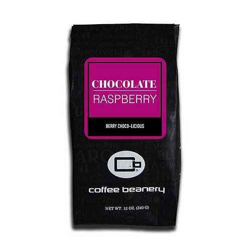 Chocolate Raspberry Flavored Coffee | 12oz