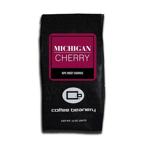 Michigan Cherry Flavored Coffee | 12oz