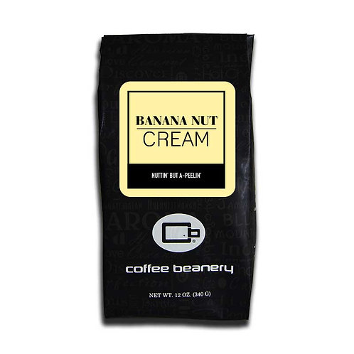 Banana Nut Cream Flavored Coffee | 12oz