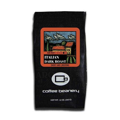 Italian Dark Roast Coffee | 12oz