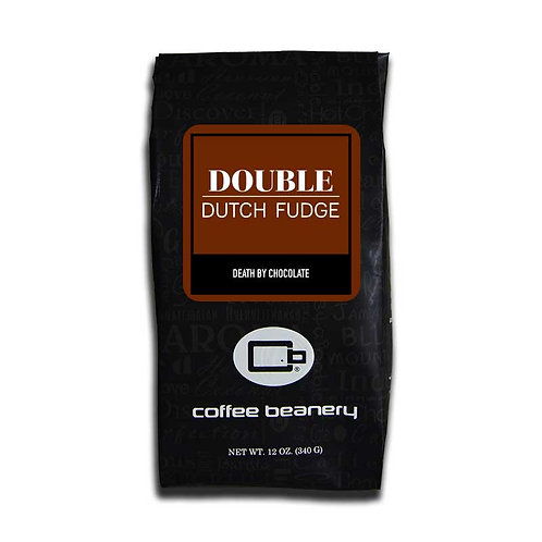 Double Dutch Fudge Flavored Coffee | 12oz
