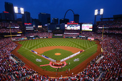 Cardinals Parking - St. Louis, MO