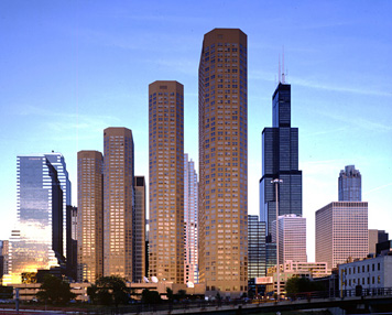 Presidential Towers - Chicago, IL