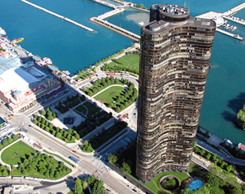 Lake Point Tower - Chicago, IL