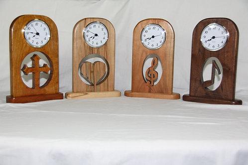 Mantel Clock / Walnut