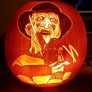 Freddy Krueger Pumpkin carving.jpg
