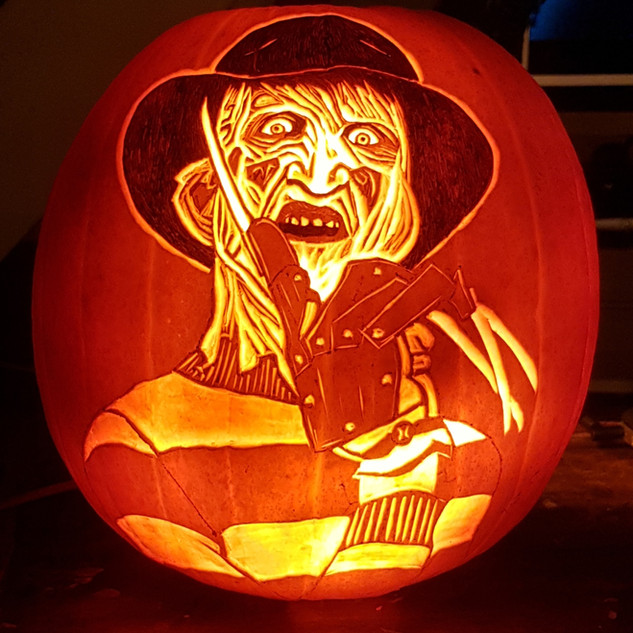 Freddy Krueger Pumpkin carving.jpg