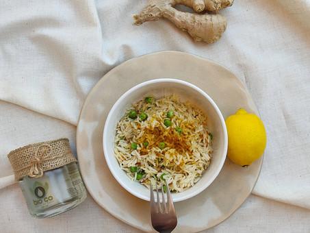 ¿Cocinar con aceite de coco o de oliva?