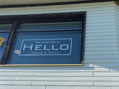Ravintola Hello:n uusi aikakausi