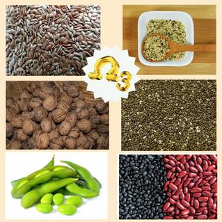 Los omega 3 en la alimentación 100% vegetal, y cómo conseguirlos