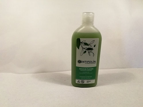 Gel de banho Cha Verde