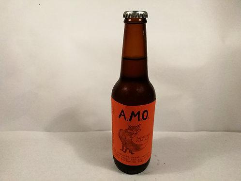 Cerveja AMO raposinha