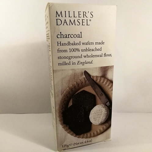 Biscoites de Carvão Miller's Damsel
