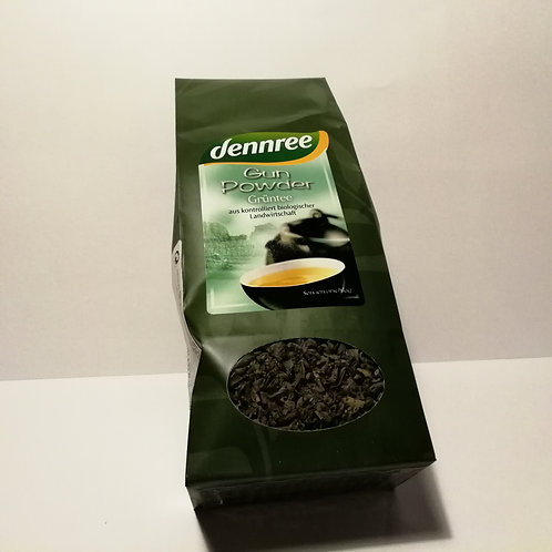 GunPowder Chá Verde Bio 100g