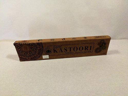 Incenso Kastoori