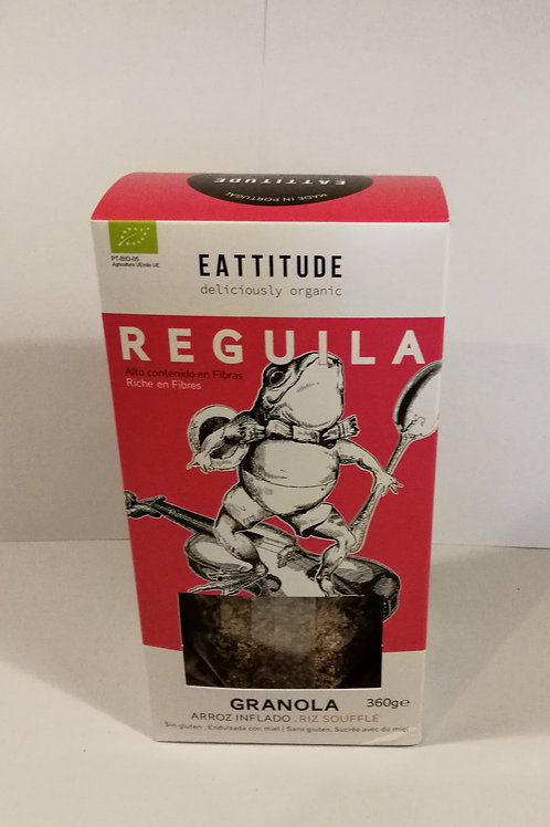 Granola eattitude regular 400g