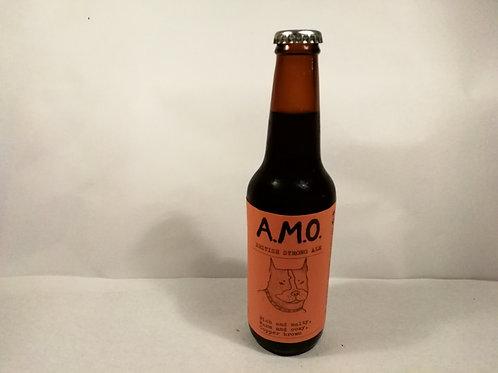 Cerveja AMO british strong ale